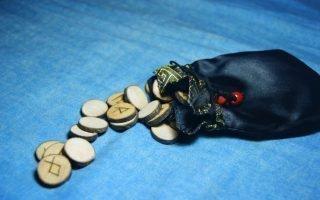 Создание рун собственными руками
