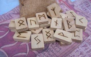 Значение скандинавских рун и их применение в магии