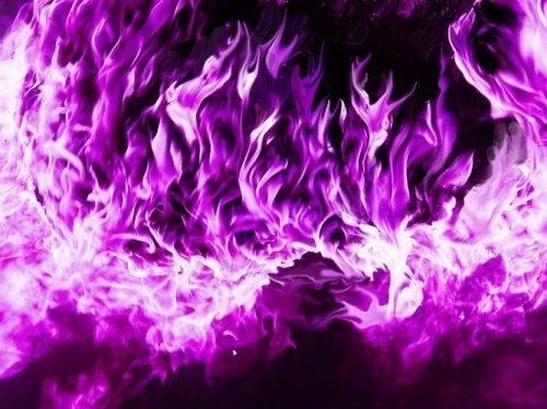 Фиолетовое Пламя