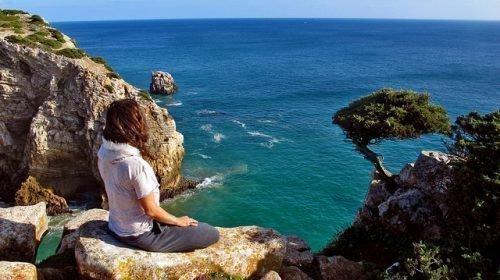 Медитация на природе