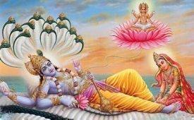 Учимся управлять своей судьбой с мантрой Вишну