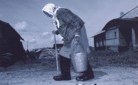 Новое о старых приметах: женщина с ведром