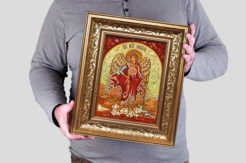Дарить икону
