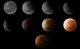 Загадки лунного затмения: старинные приметы
