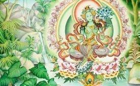 Исполняющая желания мантра Богине Таре