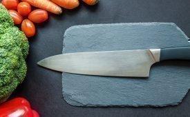 Почему не стоит оставлять на столе нож