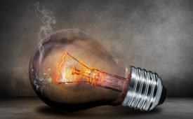 Приметы о перегоревшей лампочке