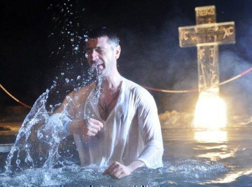 приметы на крещение