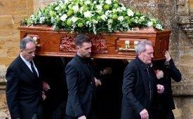 Приметы и поверья на похороны