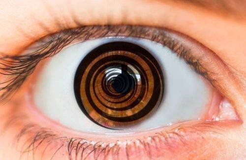 Гипнотический взгляд