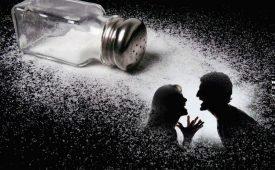 Приметы о рассыпанной соли