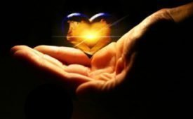 Значение треугольника на линии Сердца