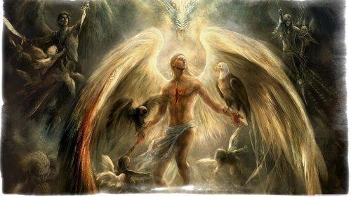 ангел люцифер