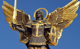 О помощнике архангеле Михаиле