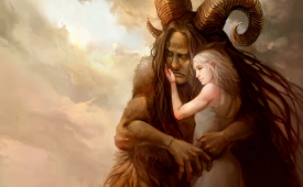 Бог Фавн и его аналоги в разных культурах