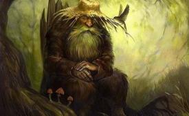 Как выглядит лесной дух