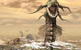 Образ и аналоги библейского чудовища Левиафана