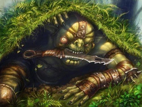 орк мифология