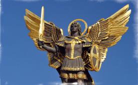 Образ архангелов в религиозных учениях