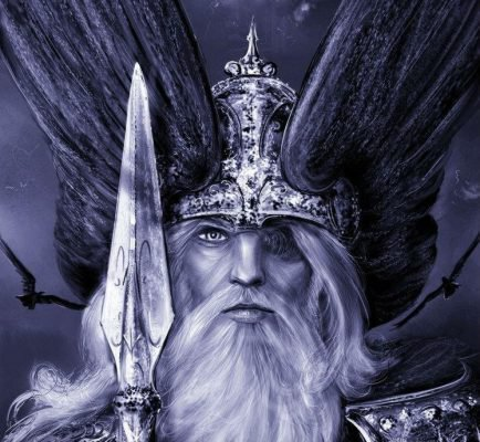 скандинавская мифология боги