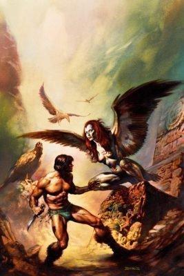 гарпии мифология