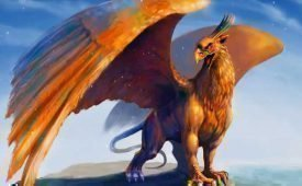 Происхождение и роль грифонов в мифологии