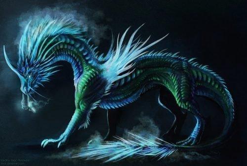мифические существа японии