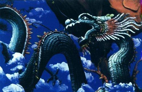 Существа китайской мифологии