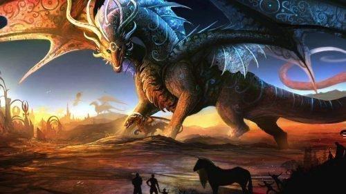 виды драконов