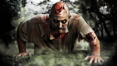 зомби существуют