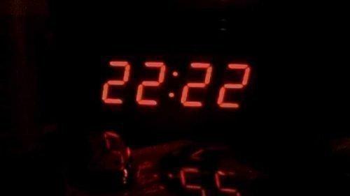 22 22 значение на часах