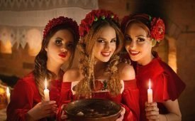 Привороты и сильные ритуалы на Святки