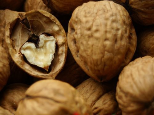 Гадание на скорлупе грецкого ореха