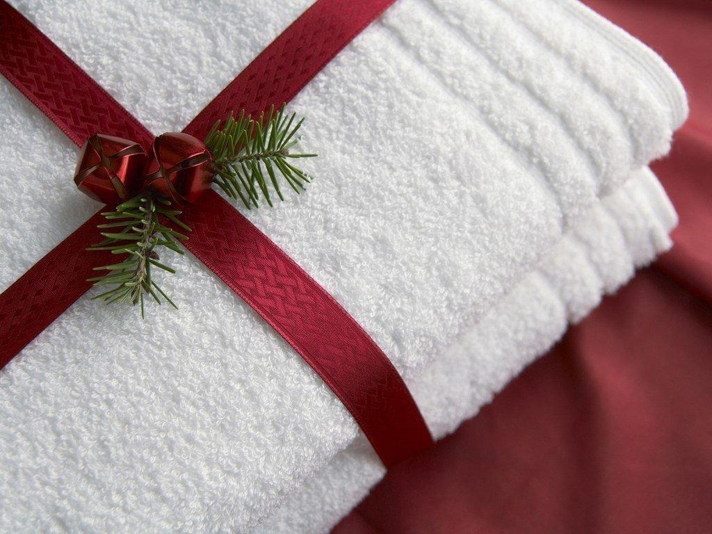 Почему нельзя дарить полотенце: причины