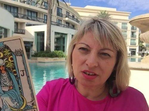 Анжела Перл про коронавирус